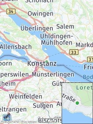 Here Map of Petershausen