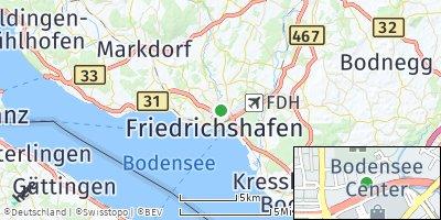 Google Map of Meistershofen