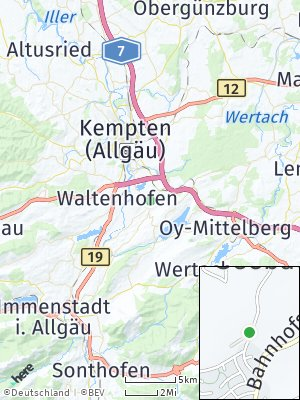 Here Map of Sulzberg
