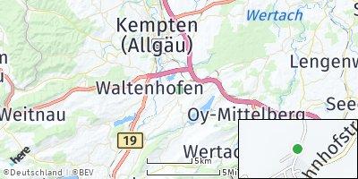 Google Map of Sulzberg
