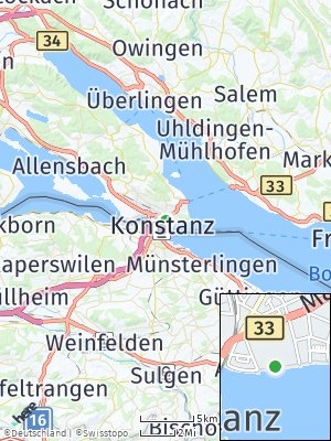 Here Map of Königsbau
