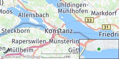 Google Map of Königsbau