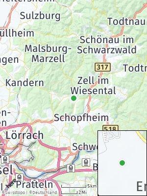Here Map of Wieslet