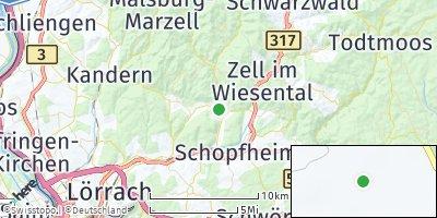 Google Map of Wieslet
