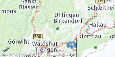 Google Map of Aichen