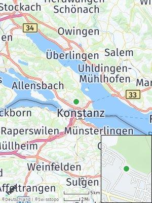 Here Map of Fürstenberg