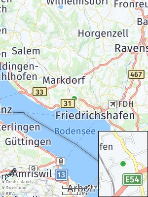 Here Map of Efrizweiler