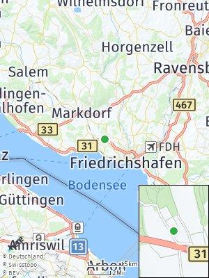 Here Map of Schnetzenhausen