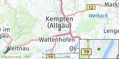 Google Map of Eich