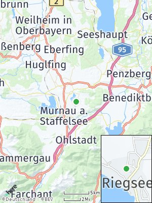 Here Map of Riegsee