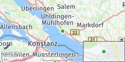 Google Map of Meersburg