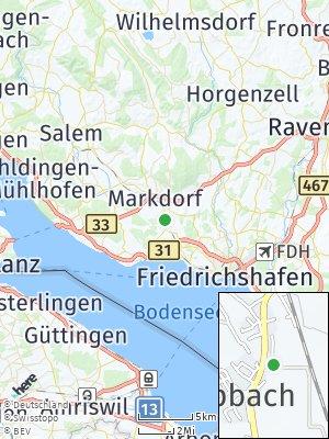 Here Map of Lipbach