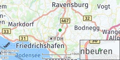 Google Map of Meckenbeuren