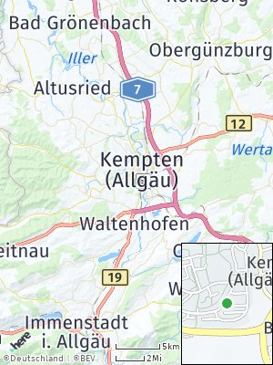 Here Map of Haslach