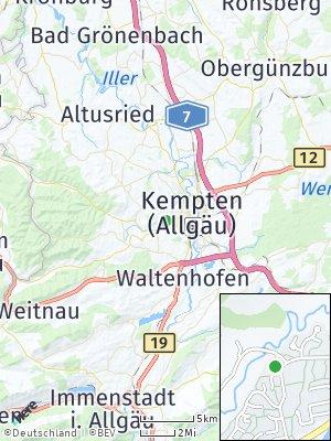 Here Map of Rothkreuz
