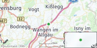 Google Map of Ahegg