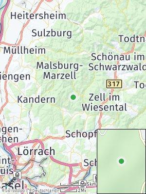 Here Map of Sallneck