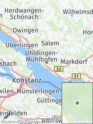 Here Map of Daisendorf