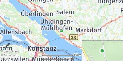 Google Map of Daisendorf