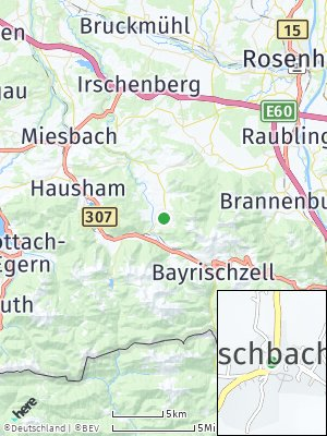 Here Map of Fischbachau