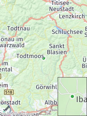 Here Map of Ibach