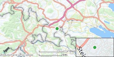 Google Map of Gottmadingen