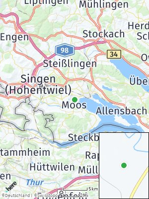 Here Map of Moos