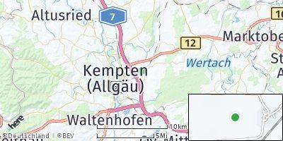 Google Map of Tannen