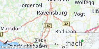 Google Map of Obereschach