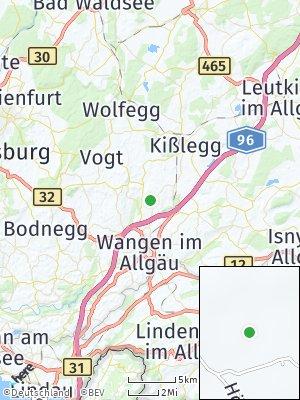 Here Map of Allewinden