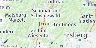 Google Map of Häg-Ehrsberg