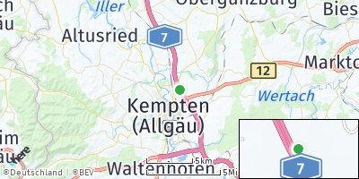 Google Map of Binzenried