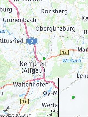 Here Map of Bockarten
