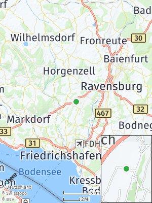 Here Map of Wernsreute
