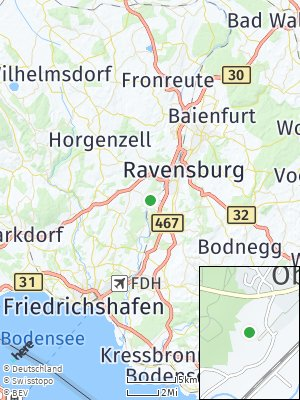 Here Map of Oberzell