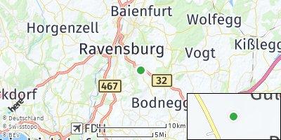 Google Map of Grünkraut