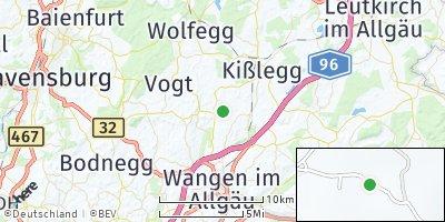 Google Map of Buchen