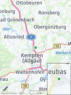 Here Map of Leubas