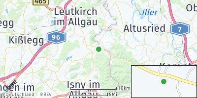 Google Map of Friesenhofen