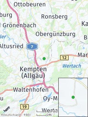 Here Map of Kargen