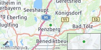 Google Map of Heinz