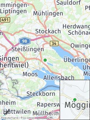 Here Map of Güttingen