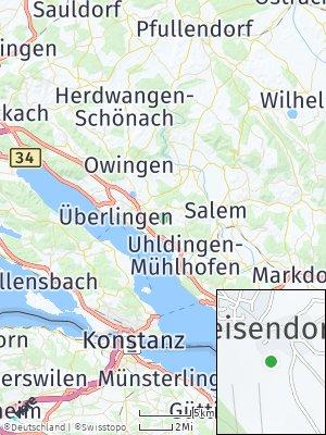 Here Map of Deisendorf