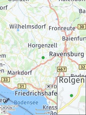 Here Map of Erbenweiler