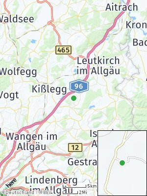 Here Map of Liezenhofen