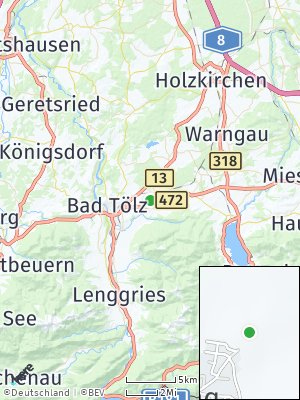 Here Map of Greiling