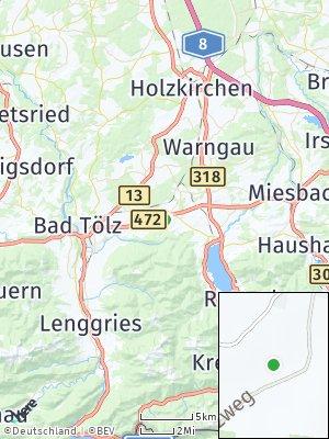 Here Map of Waakirchen