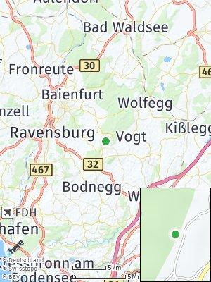 Here Map of Waldburg