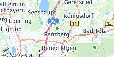 Google Map of Nonnenwald