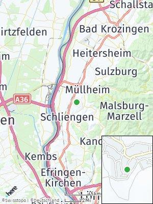 Here Map of Auggen